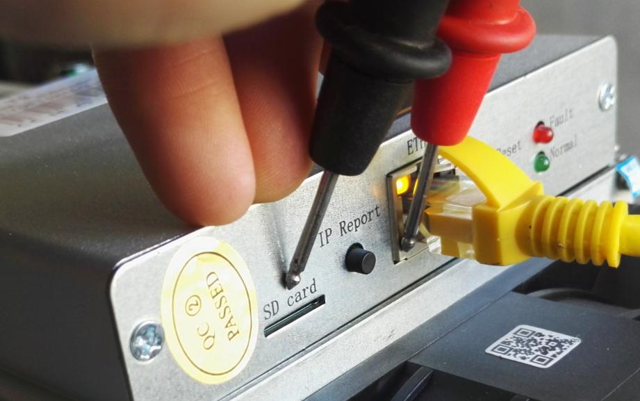 蚂蚁矿机漏电检测方法